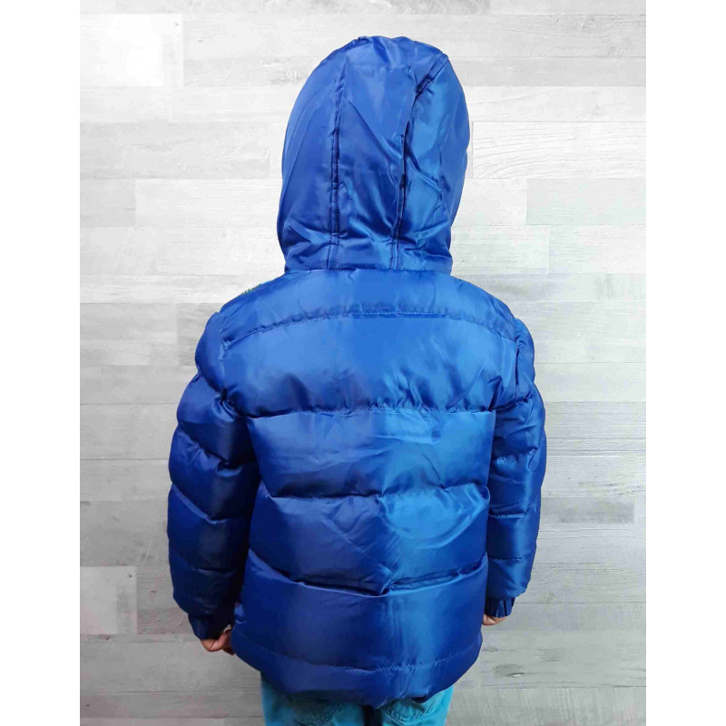 339ed2b28e5c DISNEY bunda zimní CARS modrá vel 98 - Dětské oblečení s Disney