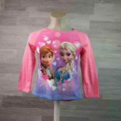DISNEY tričko FROZEN růžové vel 128