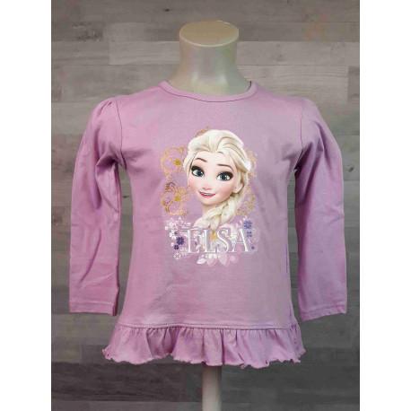 f323edd0d119 DISNEY tričko FROZEN fialové vel 98 - Dětské oblečení s Disney
